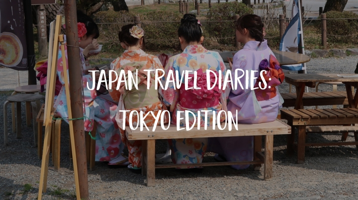 My Japan Travels  & Tips&Recommendations: TOKYO EDITION.